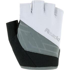 Roeckl Budapest Handskar vit/svart